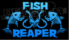 Fish Reaper Fishing 1 Decal Sticker