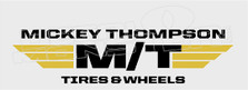 Mickey Thompson Tires & Wheels Decal Sticker