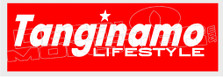 Tanginamo Lifestyle Decal Sticker