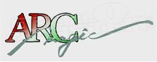 ARC Magic Style 1 JDM Decal Sticker