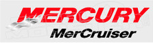 Mercury MerCruiser 1 Boat Decal Sticker