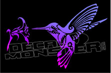 Magestic HummingBird2 Decal Sticker DM