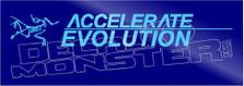 Arcteryx Brand Accelerate Evolution Decal Sticker DM