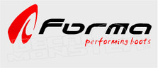 Forma Performance Boots Motorcycle Decal Sticker DM