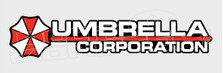 Umbrella Corporation Brand Logo Resident Evil Decal Sticker