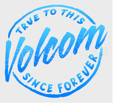 Volcom Since Forever Decal Sticker