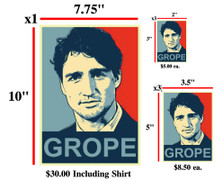 Adrian Prince Trudeau Grope Order