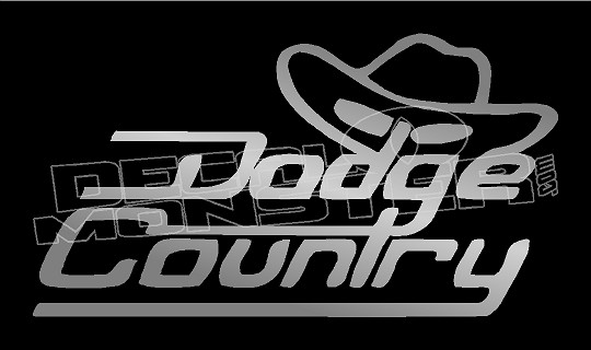 """Dodge the Daughter Ram the Mother JDM Funny Vinyl Decal Sticker Car Window 12/"""""""
