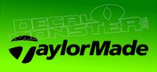 Taylor Made Logo Decal Sticker