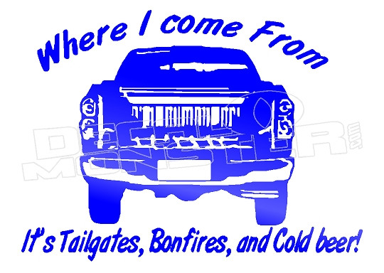 "If You Can/'t Dodge It Ram It Funny Car Bumper Window Vinyl Sticker Decal 5/""X4/"""