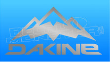 Dakine Moutain Style 1 Decal Sticker