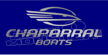Chapparal Boats Decal Sticker