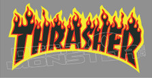 Thrasher Logo 1 Decal Sticker DM