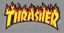 Thrasher Logo 2 Decal Sticker DM