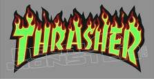 Thrasher Logo 3 Decal Sticker DM