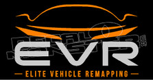 EVR Logo Decal Sticker DM