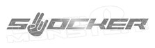 Shocker 12 JDM Decal Sticker DM