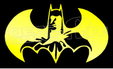 Shadow Batman Decal Sticker DM