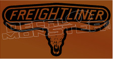 Freightliner Longhorn Edition Decal Sticker