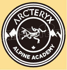 Canadian Arc'teryx Alpine Academy 1 Decal Sticker