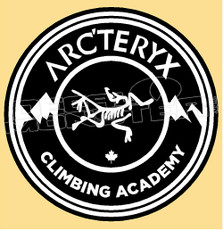 Canadian Arc'teryx Climbing Academy 1 Decal Sticker