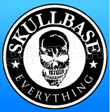 Skullbase Everything Badge Decal Sticker