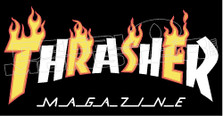 Thrasher Magazine 5 Decal Sticker
