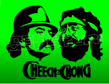 Cheeck & Chong Decal Sticker