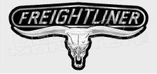 Freightliner Longhorn Edition 2 Decal Sticker