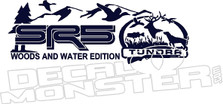 SR5 Woods And Water Edition Toyota Decal Sticker