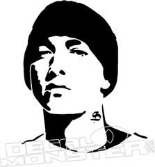 Eminem Decal Sticker