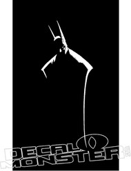 Batman 16 Decal Sticker