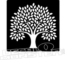 Tree of Life 2 Decal Sticker