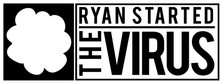 The Office Ryan Started The Virus CO-VID19 Decal Sticker DM