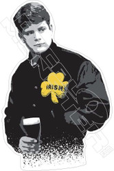 Irish Decal Sticker