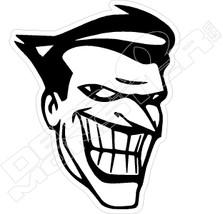 The Joker5 Decal Sticker
