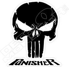 Punisher Skull6 Decal Sticker