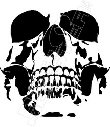 Skull18 Decal Sticker