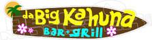 Da Big Kahuna Bar & Grill Decal Sticker