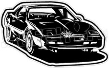 Knight Rider TV Show Trans Am Car Decal Sticker