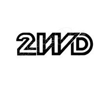 2WD Decal Sticker