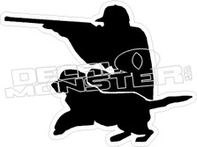 Duck Hunter - Hunting Stickers