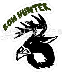 Bow Hunter - Hunting sticker