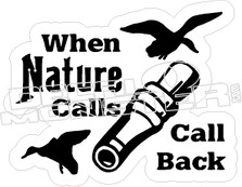 Duck Hunting - Hunting Decal