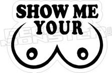 Show Me Your Titties