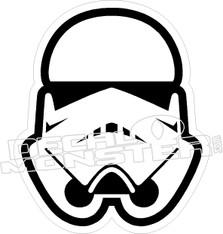Stormtrooper 5 Decal