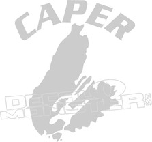 Caper2  Province Outline Decal DM