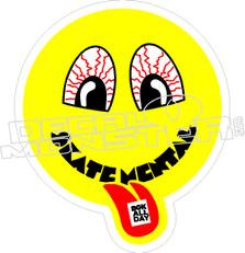 Skate Mental DGK Decal Sticker