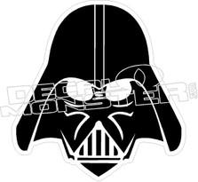 Star Wars8 Darth Vader Decal Sticker