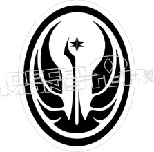 Star Wars9 Decal Sticker